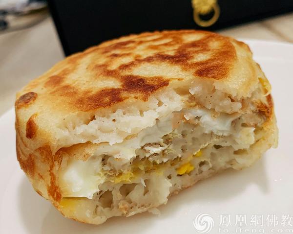 素蛋堡(图片来源:凤凰网佛教 摄影:李婷)