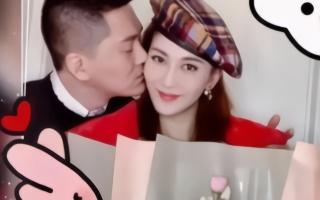 36岁李彩桦晒老公礼物,17岁替父还债情路坎坷,如今嫁10亿富豪