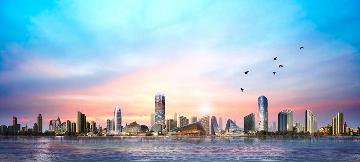 """践行""""两新一重""""赋能城市群 隆基泰和打造区域发展""""新方圆"""""""