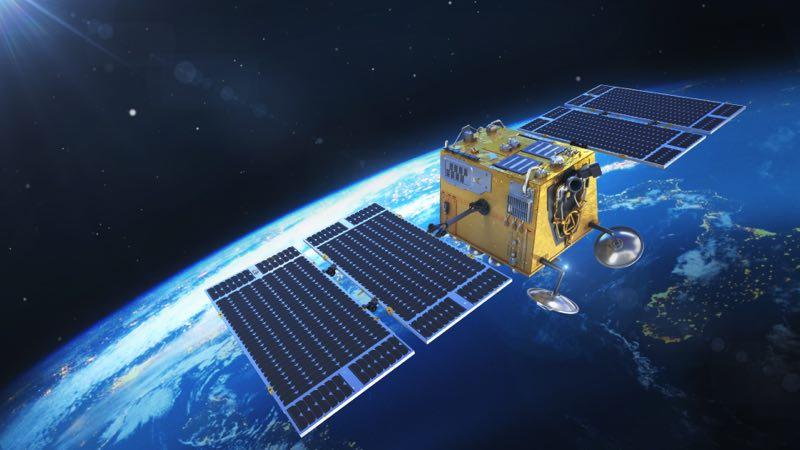 我国首颗通信能力达10Gbps、首发卫星!