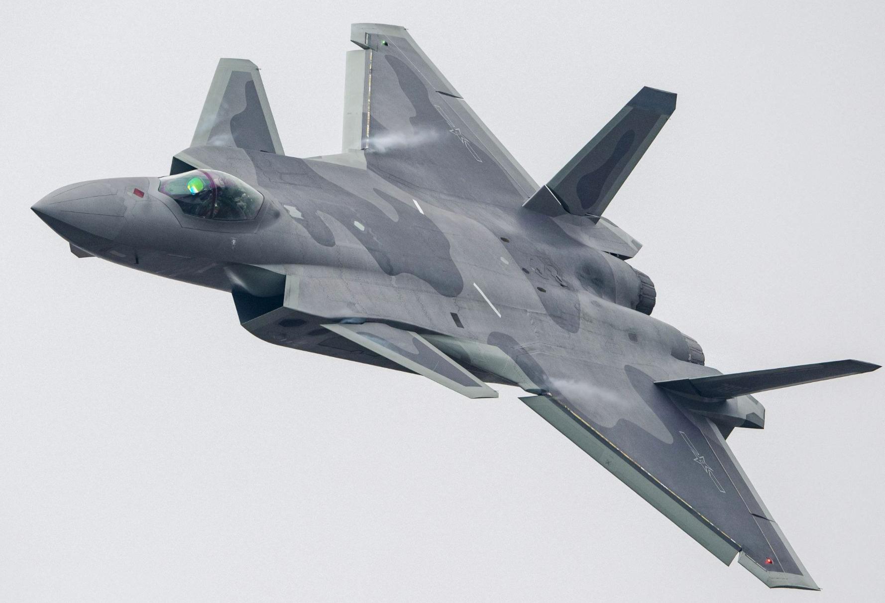 印度空军认为歼20只是3.5代飞机