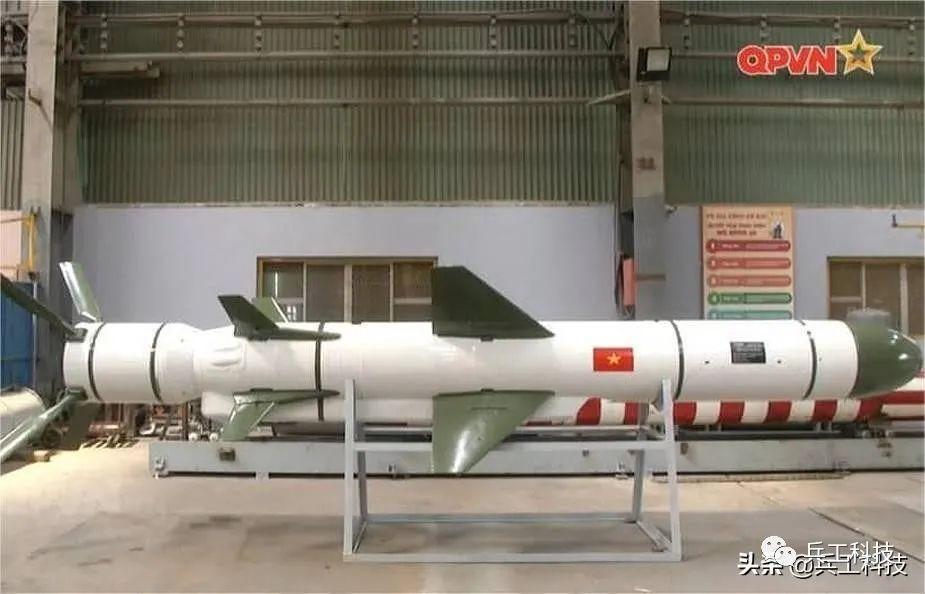 """越南也能研制反舰导弹?绝非简单""""山寨""""俄国货"""