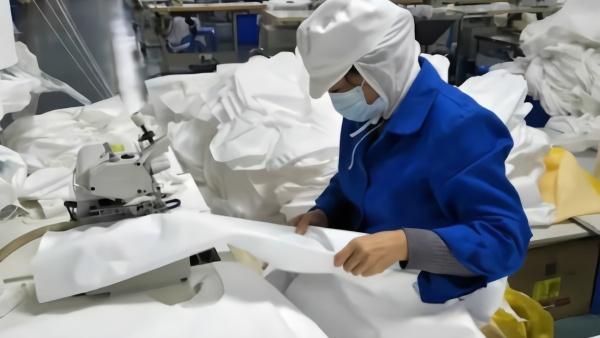 除夕审批初一开工,工厂日产60万口罩