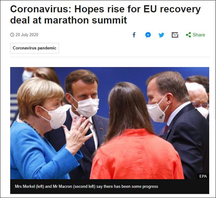 【网络推广计划】_欧盟峰会谈不拢:代表口罩都不带 马克龙还砸桌子