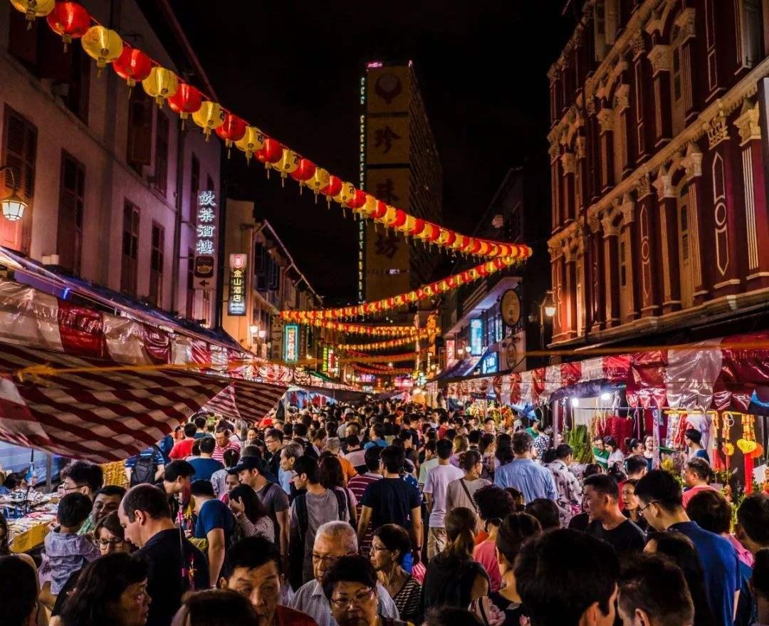新加坡唐人街简介 新加坡的唐人街资料