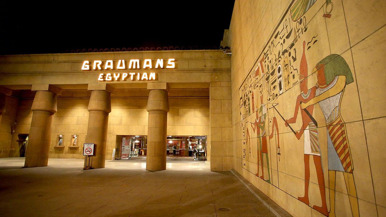 Netflix收购好莱坞埃及剧院,开拓实体影院市场