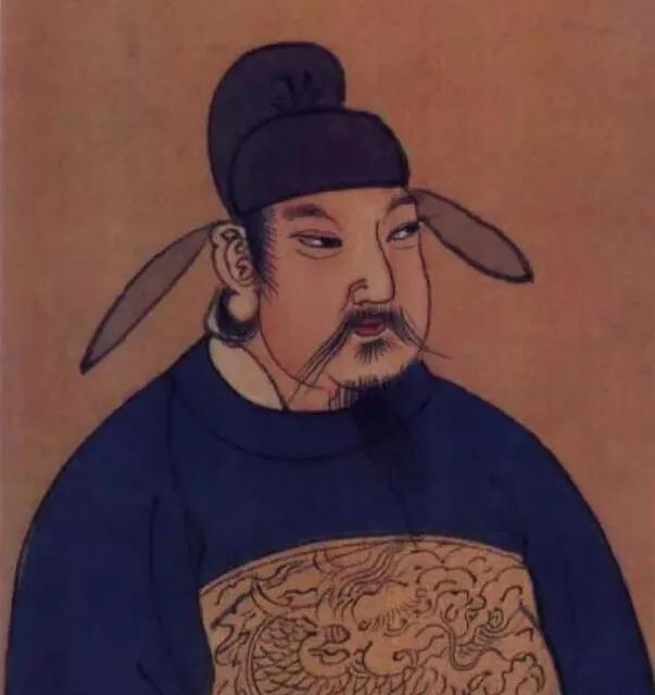 上图_ 唐玄宗李隆基(685年9月8日—762年5月3日)