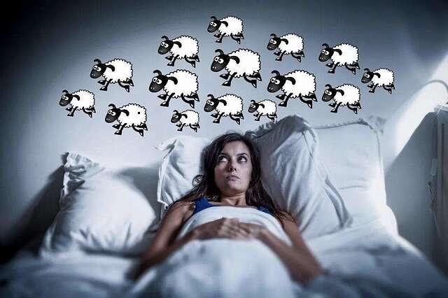 """""""白天睡不醒,晚上睡不着"""":不是春困,是心困"""