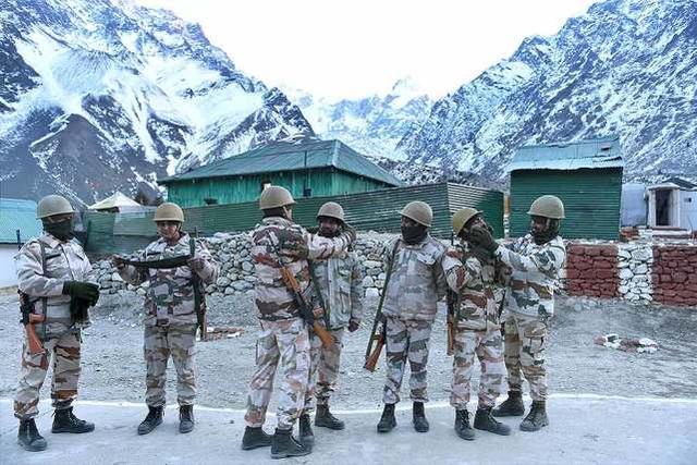 印媒:印度将在中印边境新设47个哨所,由边境警察部队管理