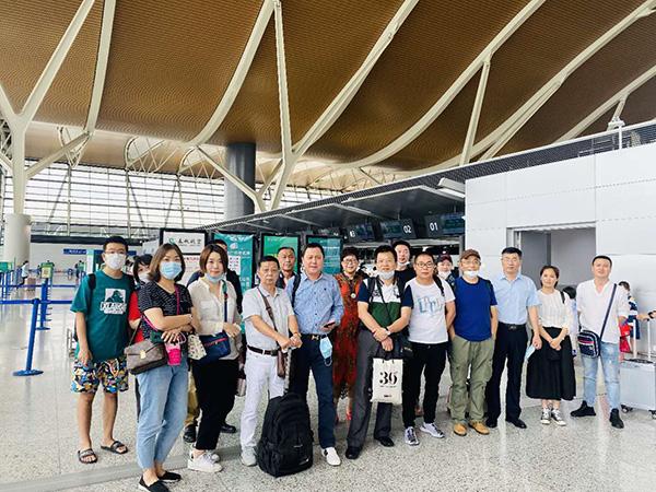 【360游戏基地】_国内跨省团队游重启,上海旅游首发团24人今日赴吉林松原