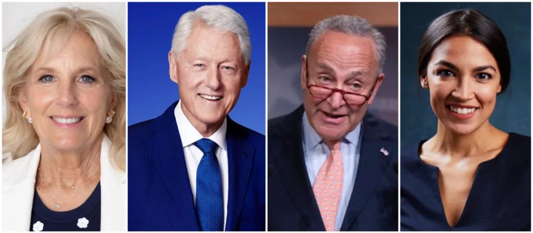 民主党大会18日演讲者