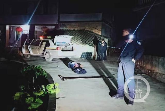 四川男子酒后误伤弟弟民警连开4枪击毙 开枪必要性引争论