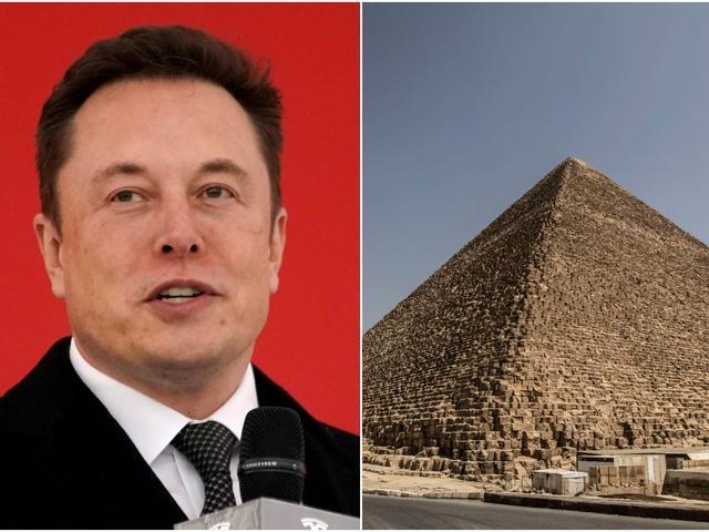 【人人香蕉在线视频免费入门教程】_马斯克称金字塔是外星人造的 埃及:请您实地来看看,等你哦