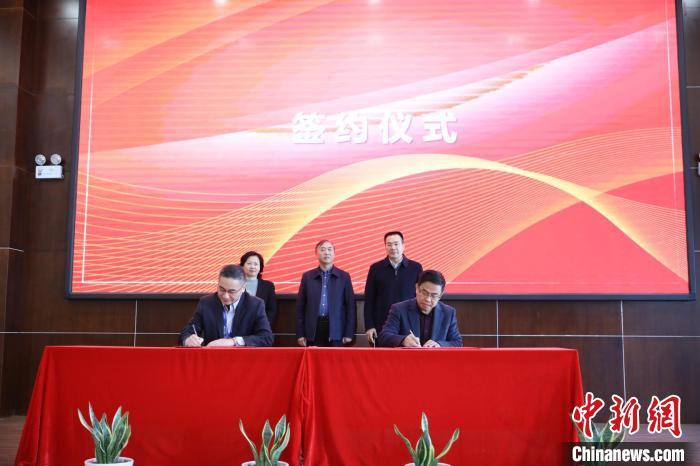 """中国声谷""""牵手""""中科院合肥技术创新工程院 共促人工智能产业发展"""