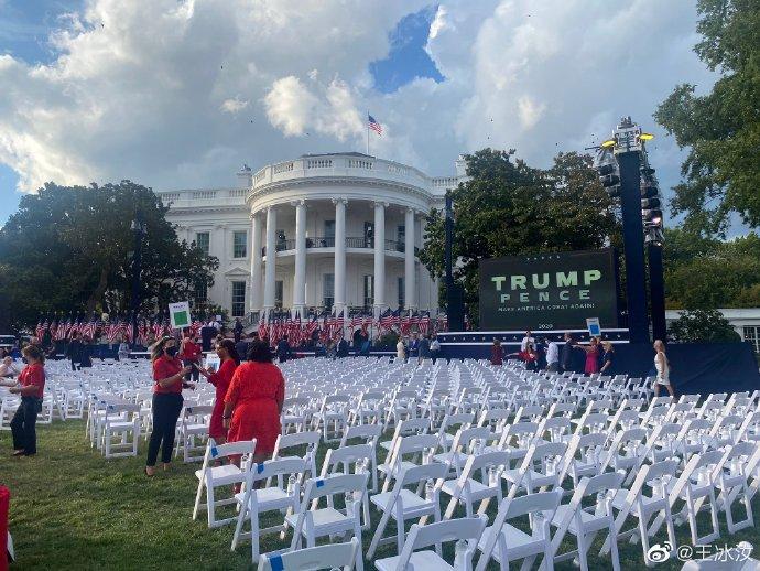 2000人受邀前往白宫参加特朗普提名演说,社交距离是什么?