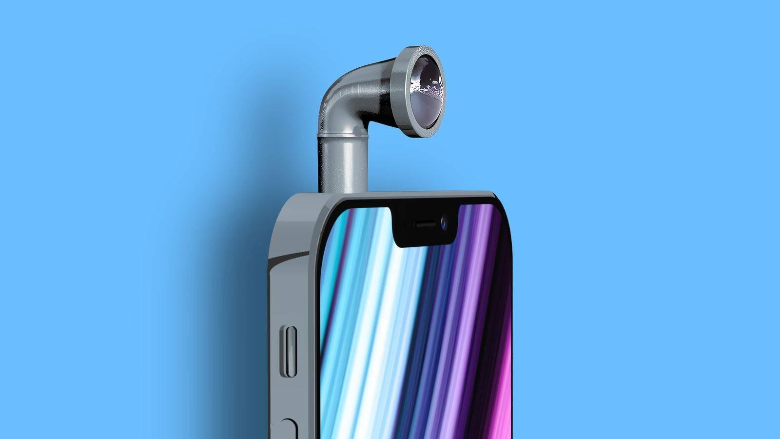 iPhone要上潜望式镜头了 但我敢说当前的长焦之战