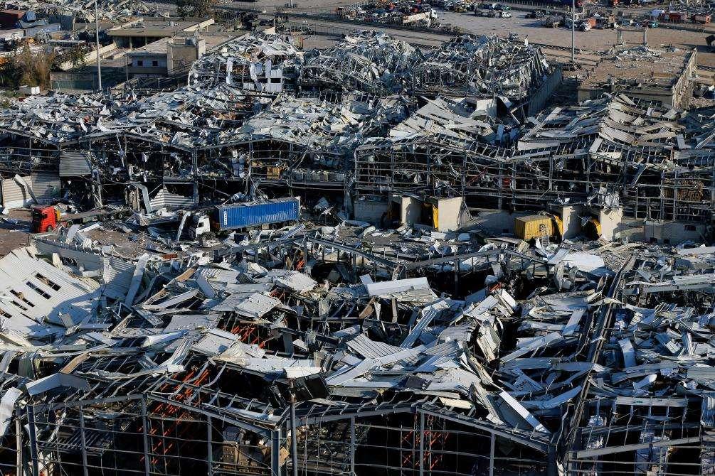 【福州楼凤验证】_大爆炸近一个月后,贝鲁特港口区又发现四吨多硝酸铵