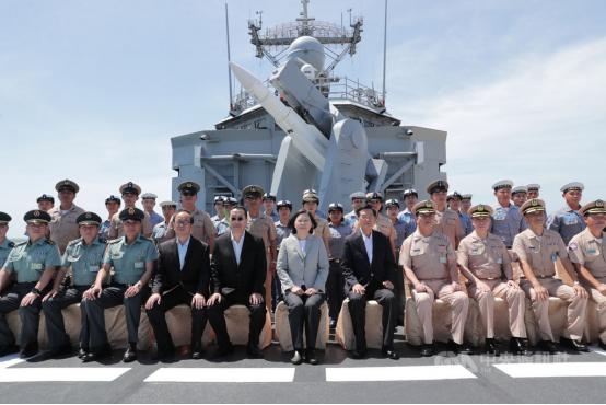 """【驱动精灵安装声卡驱动】_蔡英文一张图,台湾""""海军准备好了""""?"""