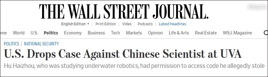 """【排名精灵快猫网址】_中国学者在美被华人导师举报""""窃密"""""""
