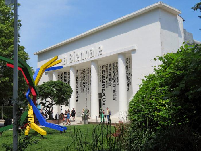 威尼斯双年展绿园城堡展场