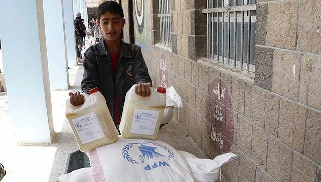 【盈利营利】_世界粮食计划署获诺贝尔和平奖,疫情下全球3亿人等待粮食援助