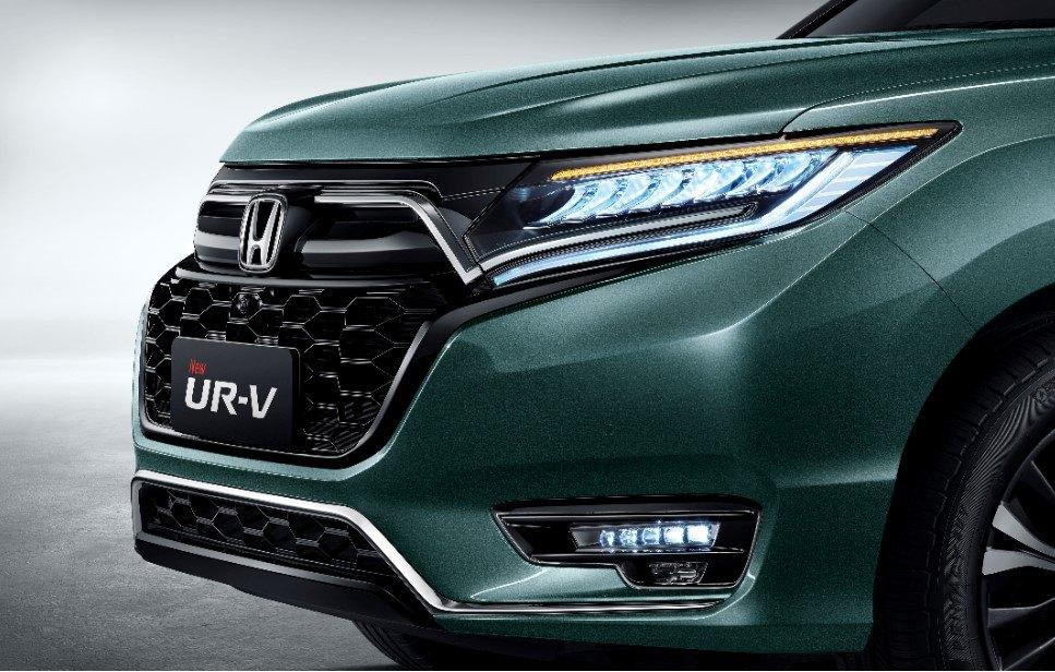 除了终极价格,你想知道的全新UR-V都有了
