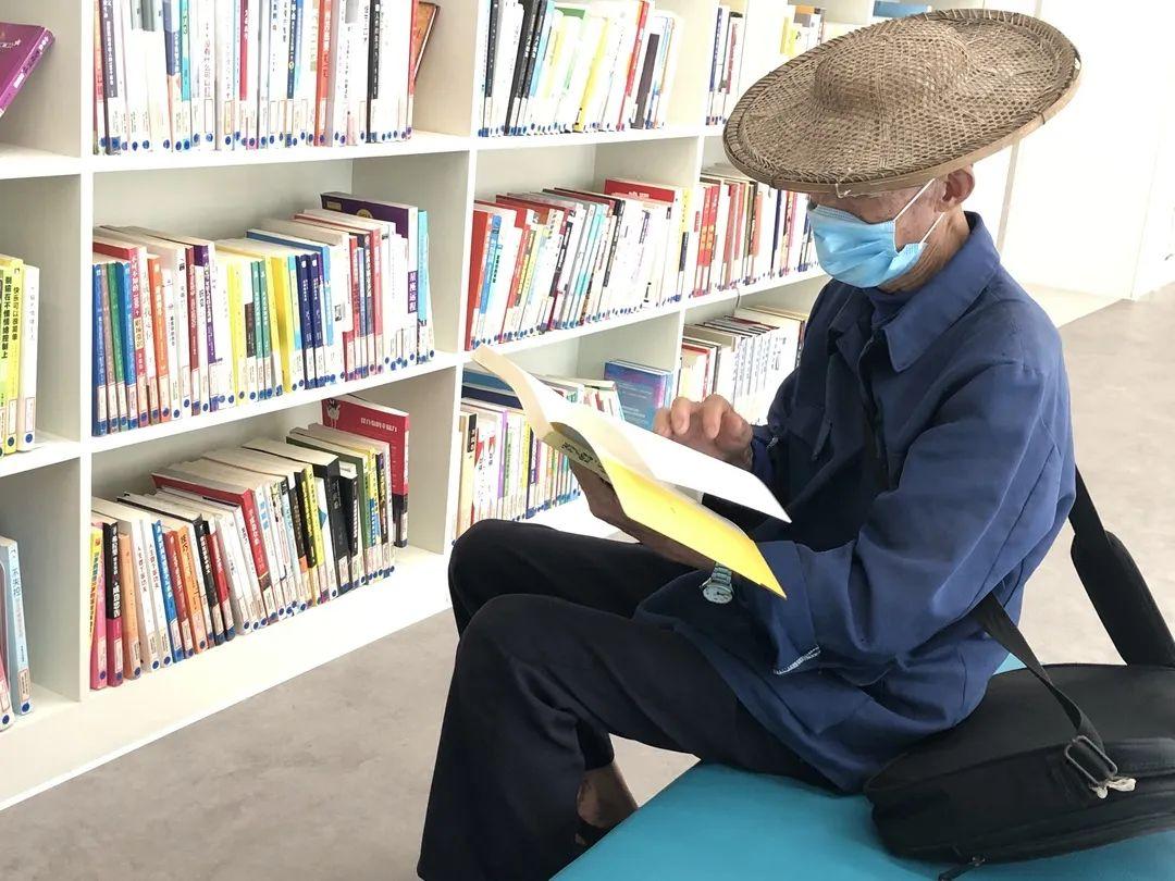 【彩乐园3登录】_破例!图书馆闭馆日为84岁农民一人开放