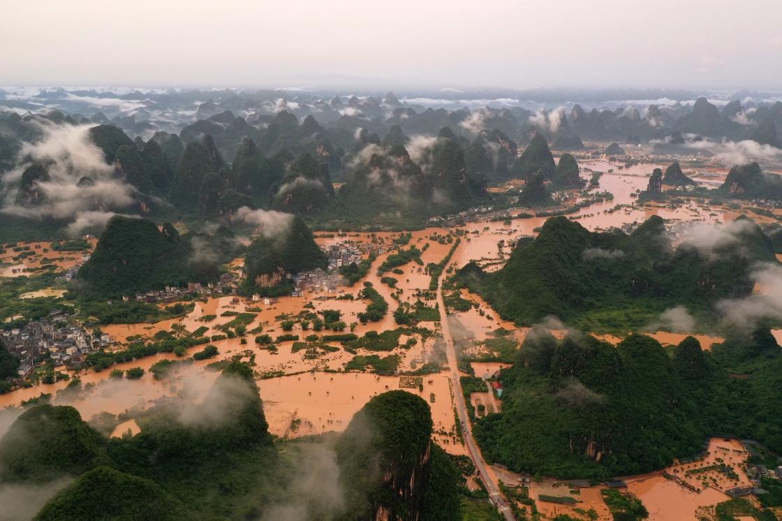 【快猫网址实战密码】_广西洪涝灾害已致6人死亡1人失踪,逾百万群众受灾