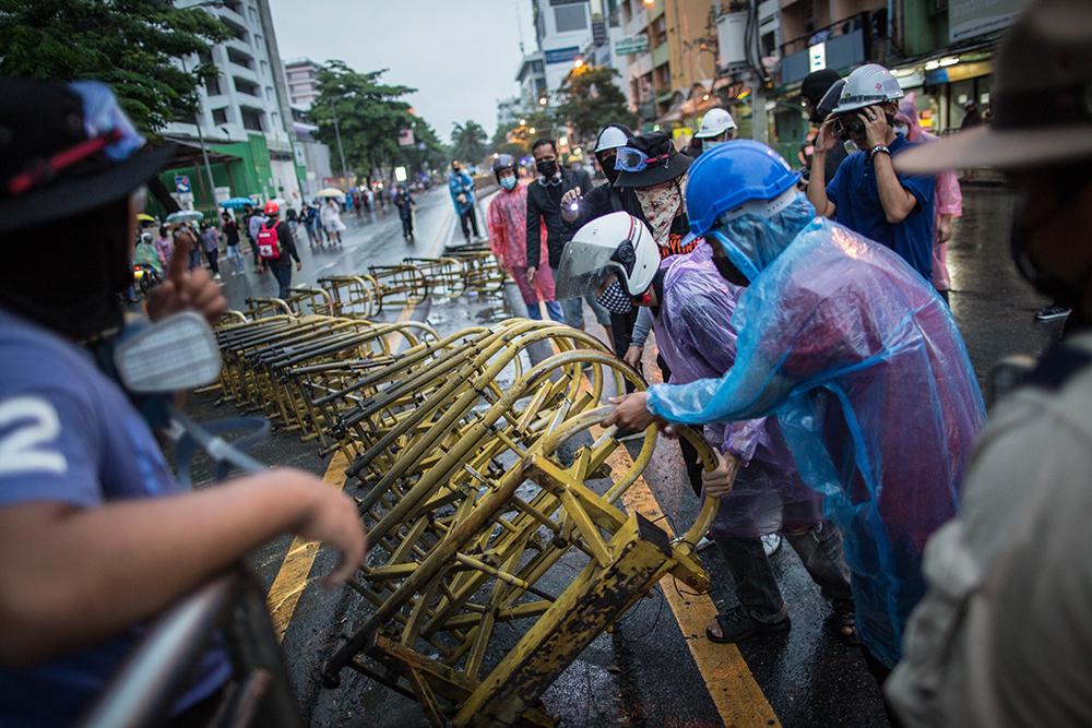 【迪士尼国际app】_泰国街头抗议示威持续,总理巴育称愿意谈判解决问题