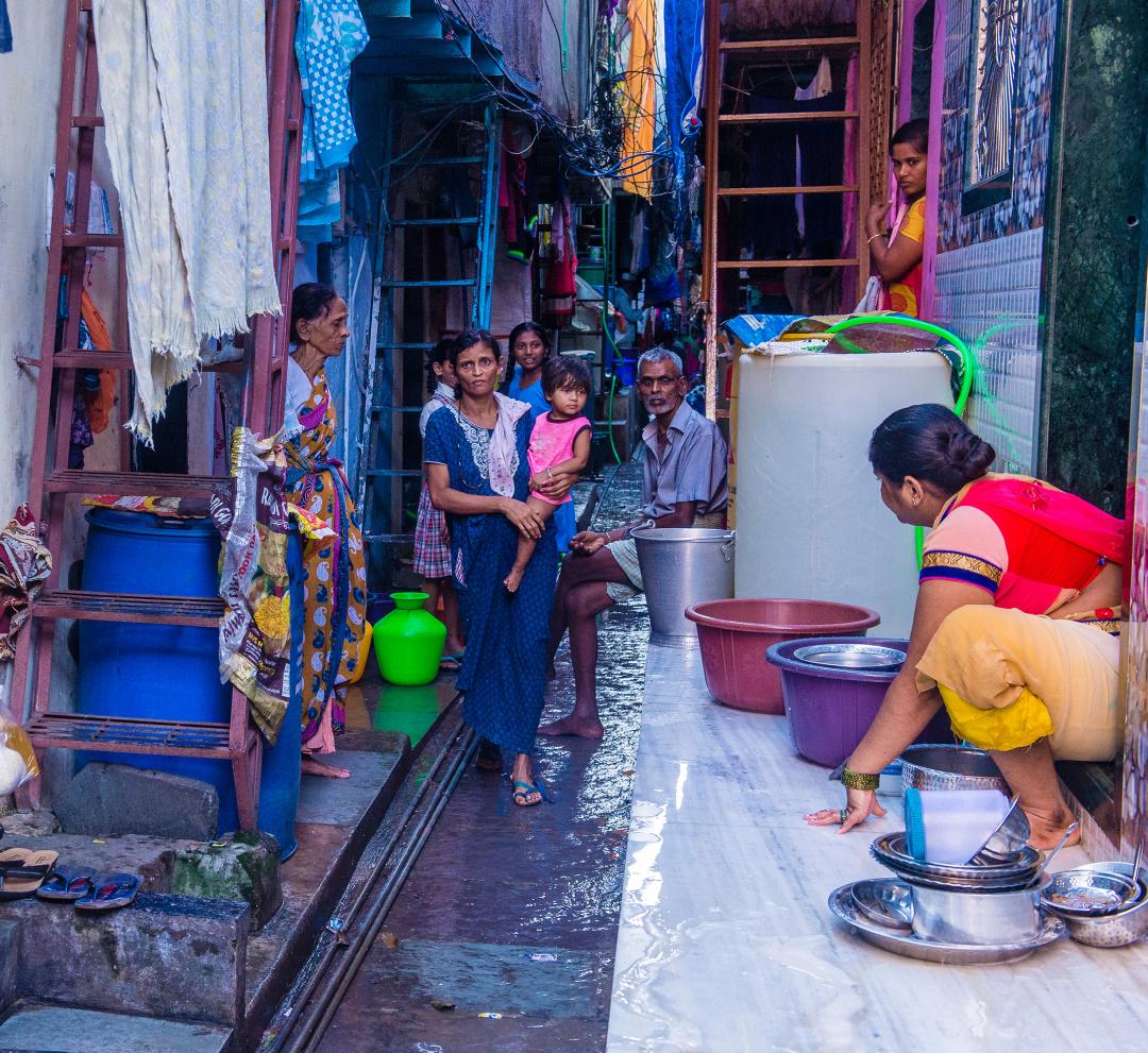 经济犯罪_印度穷人是如何在一线城市生存的?_凤凰