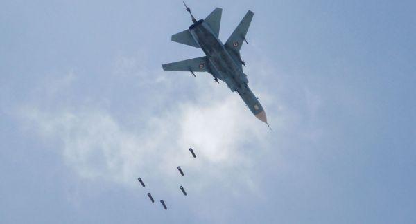 局势升级?土空军击落2架叙军战机,叙军击落6架土无人机