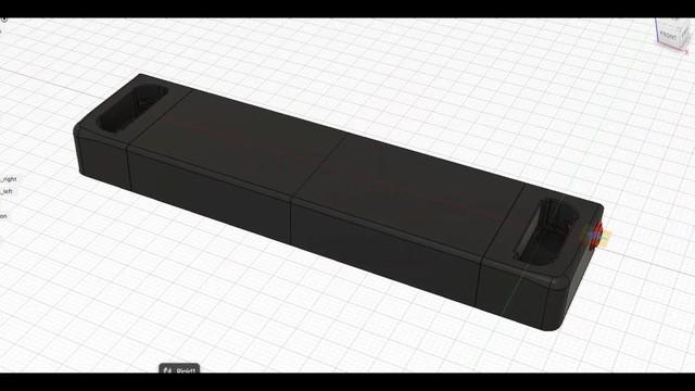 DIY三维弹球街机 只需Switch和3D打印机