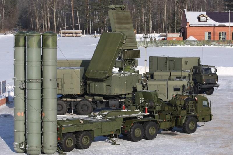 俄罗斯最新雷达面世,专克东风17同类导弹,能同时追踪一千个目标