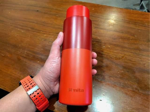 德国Simita施密特人工智能物联网保温杯,开启智能饮水新体验