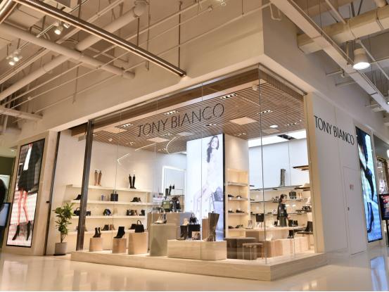 Tony Bianco(范怡文)中国首店开业,入驻北京朝阳大悦城