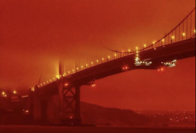 【泰州炮兵社区app】_疫情之下,美国西部多州山火遮天蔽日