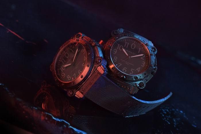 诺兰《信条》上映在即,电影未播先火又带热了钛金属腕表。
