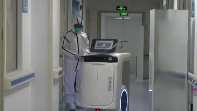 医疗机器人团队回忆抗疫:90后工程师进入隔离区作部署