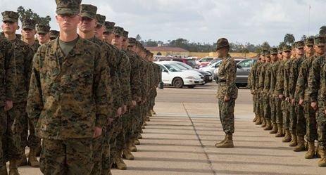 美海军陆战队计划裁军2000 准备在太平洋对抗中国