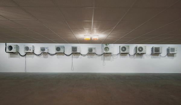 奥孔(Ima-Abasi Okon) 2019年展览作品