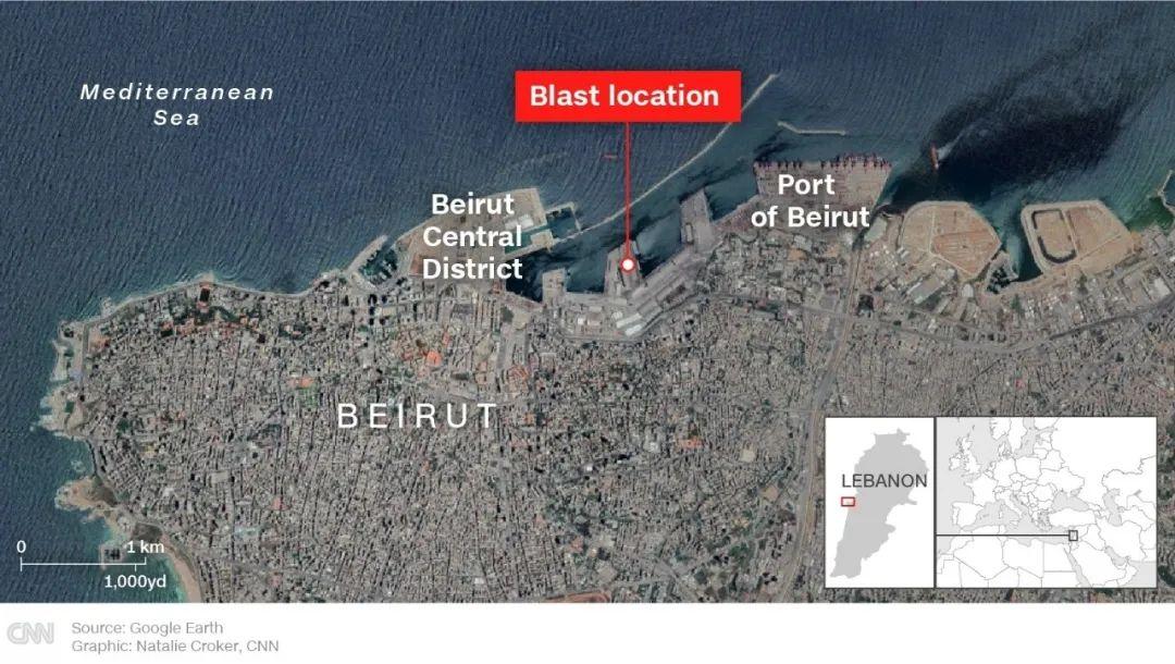 【liquid】_一线报道 | 亲历黎巴嫩贝鲁特大爆炸
