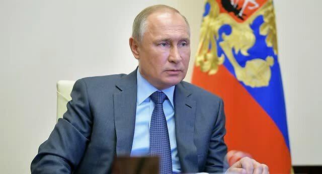 克宮發言人:對普京的健康保護處于最高級別