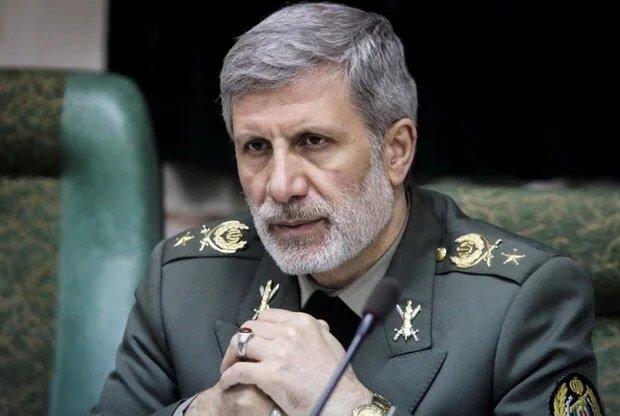 伊朗国防部长:伊朗将提高导弹的速度及爆炸力