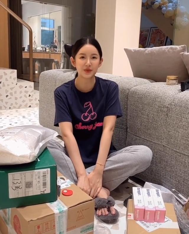 张子萱透露孕期细节与老公陈赫甜蜜互动 豪宅内景罕见曝光