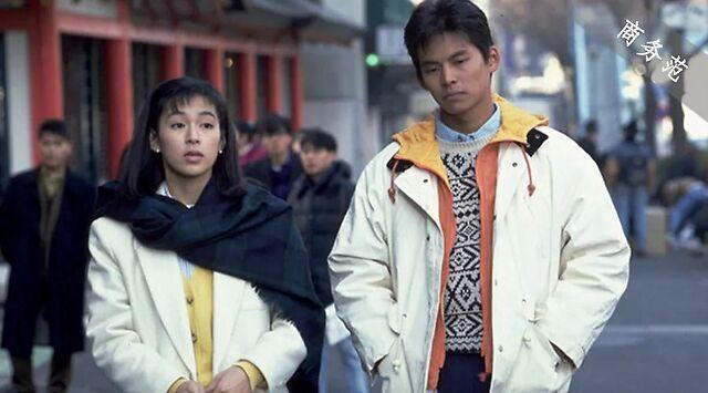 《东京爱情故事》职场穿衣酞经典!29年前穿Chanel(香奈儿)套装,女主西装高级时髦