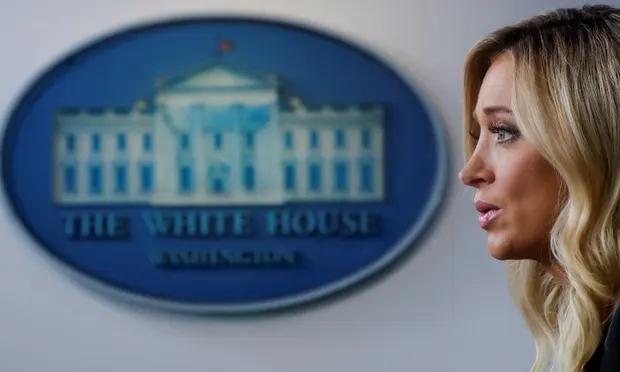 時隔417天白宮發言人召開記者會 美媒吐槽:沒什么新聞價值