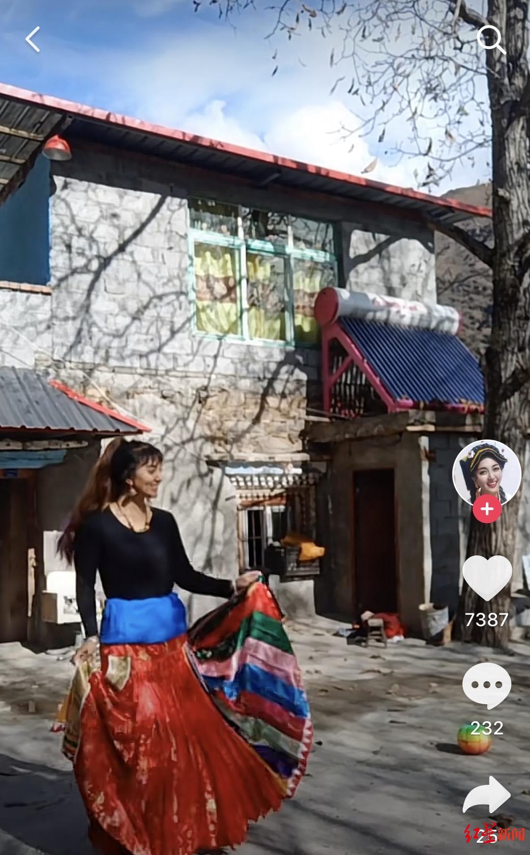 【丁丁网南京】_拉姆葬礼在四川阿坝举行 家人:房子被烧毁暂借寺庙送她最后一程