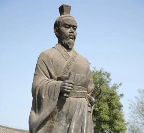 上图_ 赵佗,即南越武帝