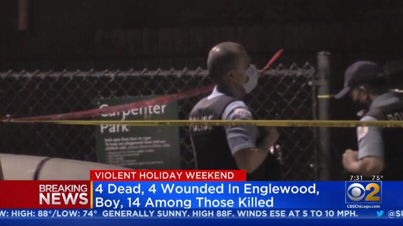 【网币】_美国独立日期间,芝加哥爆发枪击事件造成至少62伤、14死