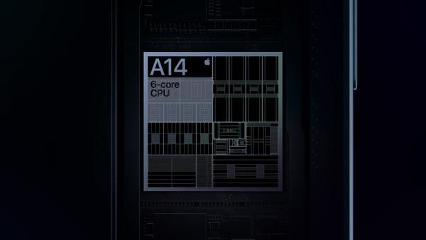 苹果A14芯片